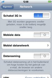 Apple iPhone 4 - Internet - aan- of uitzetten - Stap 5