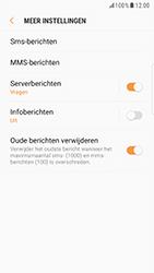 Samsung Galaxy S6 Edge - Android Nougat - SMS - Handmatig instellen - Stap 7