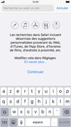 Apple iPhone 8 - iOS 13 - Internet - navigation sur Internet - Étape 3
