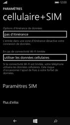 Microsoft Lumia 535 - Réseau - Changer mode réseau - Étape 5