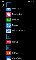 Microsoft Lumia 532 - Applications - MyProximus - Step 10