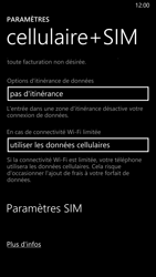 Nokia Lumia 830 - Internet - Configuration manuelle - Étape 6