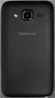Samsung Galaxy Core Prime - Primeros pasos - Quitar y colocar la batería - Paso 2