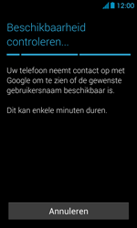 Huawei Ascend Y300 - Applicaties - Account aanmaken - Stap 9