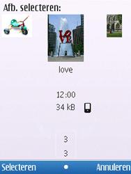 Nokia C5-00 - MMS - afbeeldingen verzenden - Stap 14