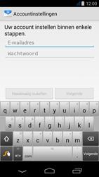 Acer Liquid Jade Z - E-mail - Handmatig instellen - Stap 5
