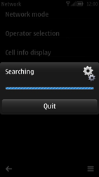 Nokia 700 - Network - Usage across the border - Step 8