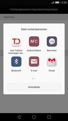 Huawei P8 - Contactgegevens overzetten - delen via Bluetooth - Stap 8