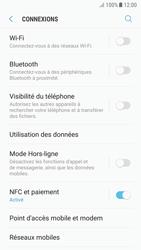 Samsung A320F Galaxy A3 (2017) - Android Nougat - Réseau - Activer 4G/LTE - Étape 5