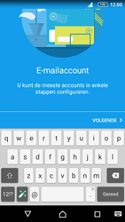 Sony Xperia Z5 (E6653) - E-mail - Account instellen (POP3 zonder SMTP-verificatie) - Stap 7