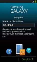 Samsung Galaxy Grand Neo - Primeiros passos - Como ligar o telemóvel pela primeira vez -  15