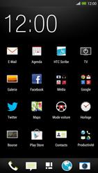 HTC One Max - E-mail - Configurer l