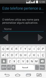 LG D295 G2 Lite - Primeiros passos - Como ativar seu aparelho - Etapa 9