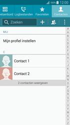 Samsung A300FU Galaxy A3 - Contacten en data - Contacten kopiëren van SIM naar toestel - Stap 4