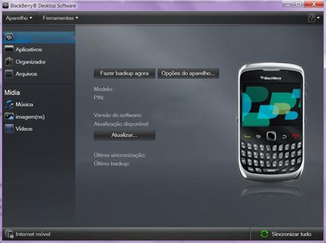 BlackBerry 9620 - Conexão com pc - Como transferir arquivos do computador para seu aparelho - Etapa 5