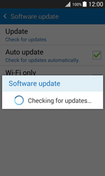 Samsung J100H Galaxy J1 - Device - Software update - Step 8