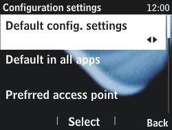 Nokia Asha 201 - Internet - Automatic configuration - Step 8
