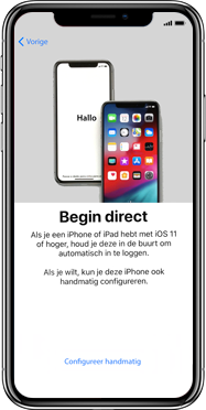 Apple iphone-xs-max-met-ios-13-model-a1921 - Instellingen aanpassen - Hoe gebruik ik de Automatisch inloggen-optie - Stap 8