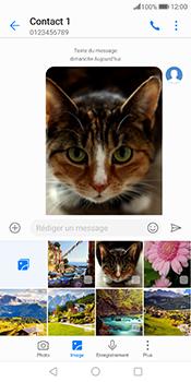 Huawei Mate 10 Pro - MMS - envoi d'images - Étape 17