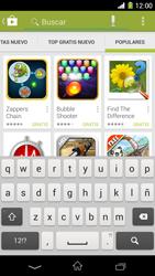 Sony Xperia Z1 - Aplicaciones - Descargar aplicaciones - Paso 14