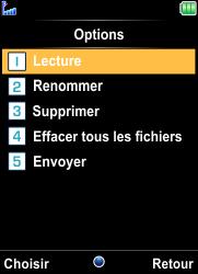 Bouygues Telecom Bc 101 - Photos, vidéos, musique - Ecouter de la musique - Étape 8