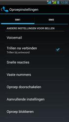 HTC Desire 516 - Voicemail - Handmatig instellen - Stap 6