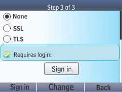 Nokia Asha 210 - Email - Manual configuration - Step 16