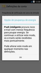 NOS NOVU - Email - Adicionar conta de email -  7