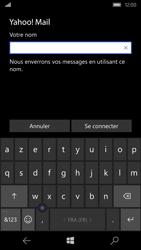 Microsoft Lumia 550 - E-mail - 032b. Email wizard - Yahoo - Étape 11