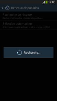 Samsung N9005 Galaxy Note III LTE - Réseau - utilisation à l'étranger - Étape 10