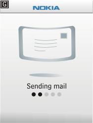 Nokia 6303i classic - E-mail - Sending emails - Step 15