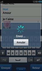 Samsung Wave 2 - Contact, Appels, SMS/MMS - Envoyer un MMS - Étape 13