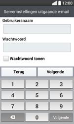 LG D320 L70 - E-mail - Account instellen (IMAP met SMTP-verificatie) - Stap 15