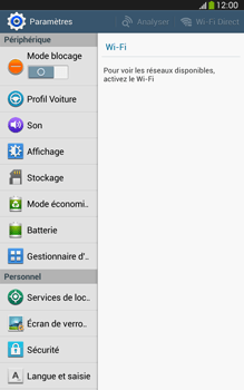 Samsung Galaxy Tab 3 8 4G - Applications - Supprimer une application - Étape 4