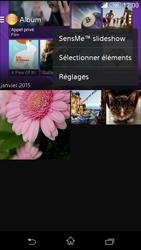 Sony Xperia Z3 Compact - Photos, vidéos, musique - Envoyer une photo via Bluetooth - Étape 5