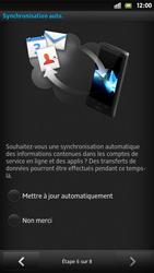 Sony Xpéria S - Premiers pas - Créer un compte - Étape 29