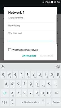 HTC Desire 825 - WiFi en Bluetooth - Handmatig instellen - Stap 7
