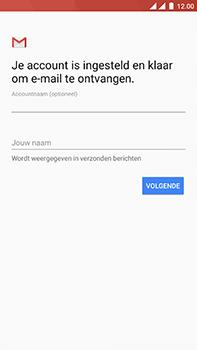 OnePlus 3 - Android Nougat - E-mail - handmatig instellen - Stap 20