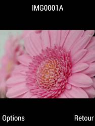 Crosscall Spider X5 - Photos, vidéos, musique - Prendre une photo - Étape 9