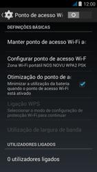 NOS NOVU - Internet no telemóvel - Partilhar os dados móveis -  7