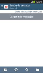 Samsung S7580 Galaxy Trend Plus - E-mail - Escribir y enviar un correo electrónico - Paso 4