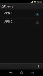 Sony C1905 Xperia M - MMS - Handmatig instellen - Stap 17