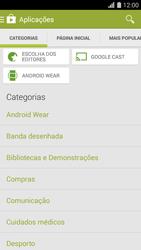 Huawei G620s - Aplicações - Como pesquisar e instalar aplicações -  5
