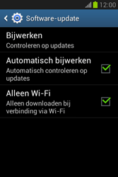 Samsung Galaxy Fame Lite (S6790) - Software updaten - Update installeren - Stap 6