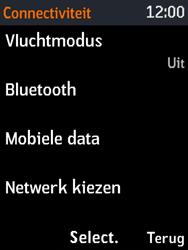 Nokia 3310 - Internet - Aan- of uitzetten - Stap 5