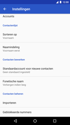 LG Nexus 5x - Android Nougat - Contacten en data - Contacten kopiëren van SIM naar toestel - Stap 6