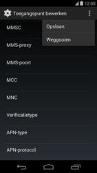 LG D821 Google Nexus 5 - Mms - Handmatig instellen - Stap 15