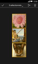 Alcatel OT-5050X Pop S3 - Photos, vidéos, musique - Envoyer une photo via Bluetooth - Étape 9