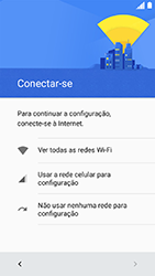 Motorola Moto C Plus - Primeiros passos - Como ativar seu aparelho - Etapa 7