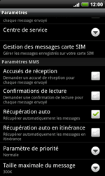 HTC A9191 Desire HD - SMS - configuration manuelle - Étape 5